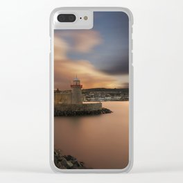 The Lighthouse II Clear iPhone Case