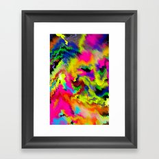 Arcade Wave Framed Art Print