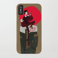 durarara iPhone & iPod Cases featuring Pepsi Cola by rhymewithrachel