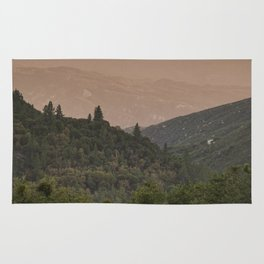 Southern California Wilderness Rug