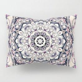 Abstract Octagonal Mandala Pillow Sham