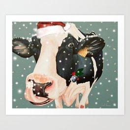 Peggy-Sue Art Print