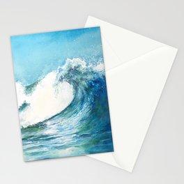 Bleu de l'ocean Stationery Cards