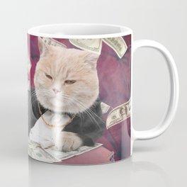 Chilling cat Coffee Mug