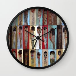 30 Short Hairstyles To Choose From Wall Clock