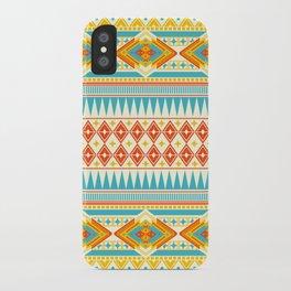 Navajo Four iPhone Case