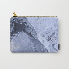 St Peters Pool - Travel Malta Watercolor Series Carry-All Pouch