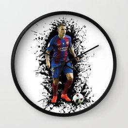 Footballeur Wall Clock