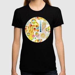 Abstract Art Deco T-shirt