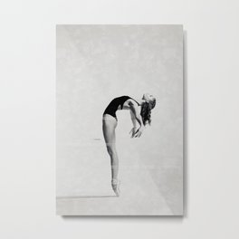 Continuously ... Metal Print