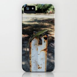 little bud iPhone Case