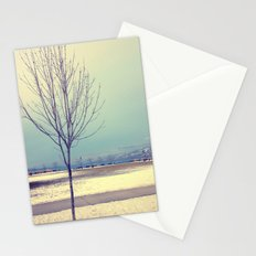 Okanagan Winter Blues Stationery Cards