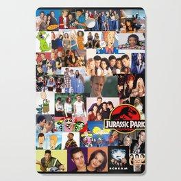 90's Nostalgia Cutting Board