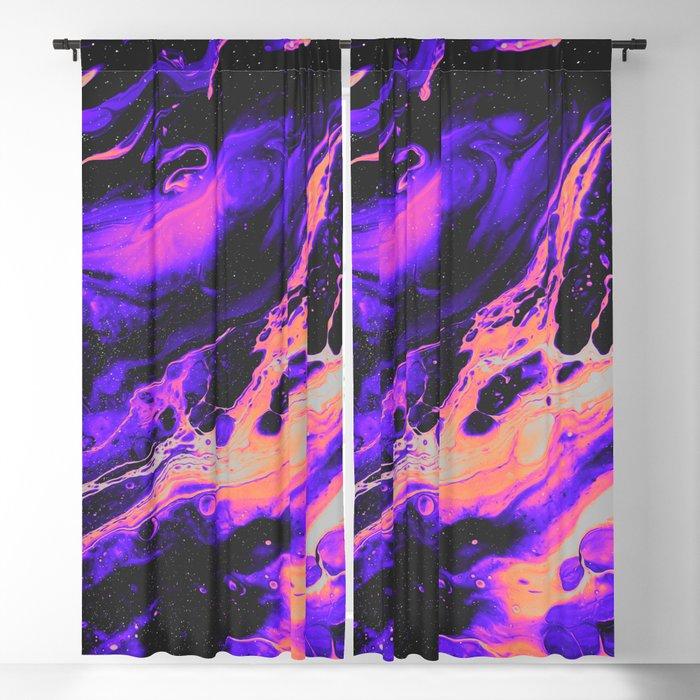 ABNORMAL BEHAVIOR & UNCONTROLLABLY VAPOR Blackout Curtain