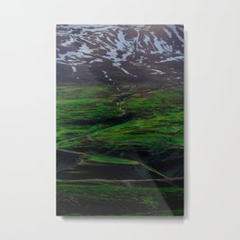 Peak Transition Metal Print
