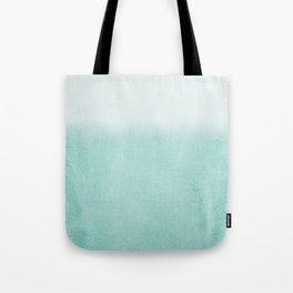 FADING AQUA Tote Bag