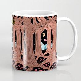 Deep in the Woods/Trees Coffee Mug