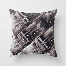 SuccessFully  Love Throw Pillow