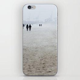 Sea Fog iPhone Skin