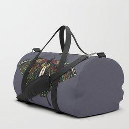 swallowtail butterfly dusk Duffle Bag