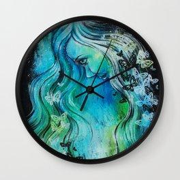 """""""Magic"""" (2) Wall Clock"""