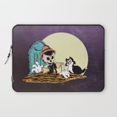 Can't Lie Forever Laptop Sleeve