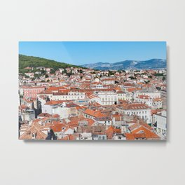 Split city - Croatia Metal Print