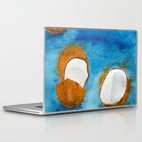 coco Laptop & iPad Skins featuring Coco by Cro_Ki