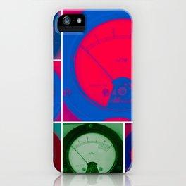 Radmeters in Parade iPhone Case