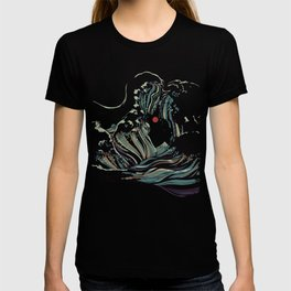 Kissing The Wave T-shirt