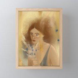 wildflower Framed Mini Art Print