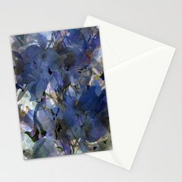 Moody Blooms Stationery Cards