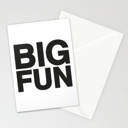 BIG FUN Stationery Cards