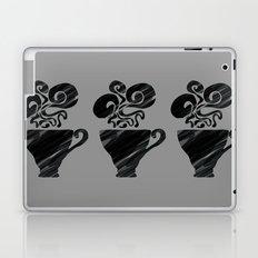 Black Tea Laptop & iPad Skin