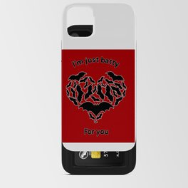 Batty For You iPhone Card Case
