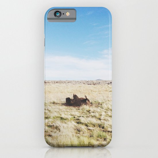 ROFL Bison iPhone & iPod Case