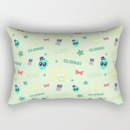 Peridot Pattern Rectangular Pillow