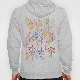 Watercolour Tree 3 |Modern Watercolor Art | Abstract Watercolors Hoody