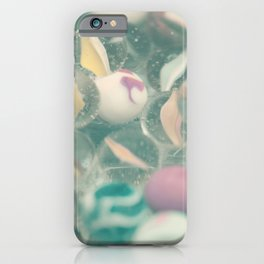 Vintage Glass Marbles 12 iPhone Case