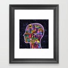 Meet Your Makers Framed Art Print