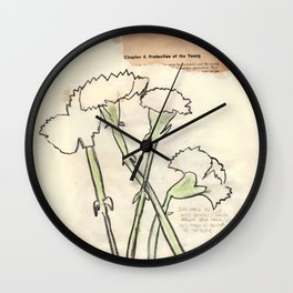 the protection of the young Wall Clock