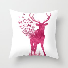 And Love Will Grow Throw Pillow