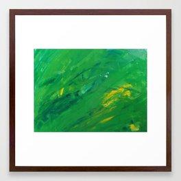 Make Yourself Framed Art Print