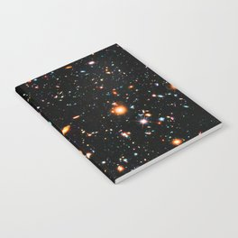 Hubble Extreme Deep Field Notebook