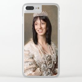 Wendy Torrance Clear iPhone Case