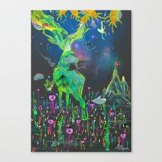 Daelephilia Canvas Print