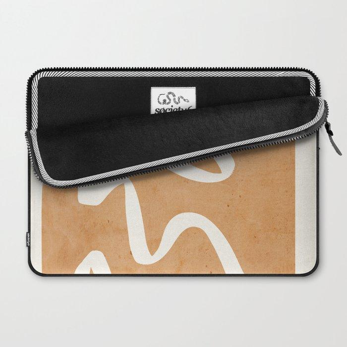 abstract minimal 31 Laptop Sleeve