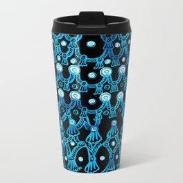 Tassels and Pearls Metal Travel Mug
