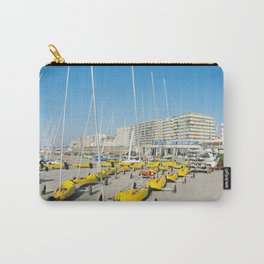 Sand yachting land yachting Carry-All Pouch