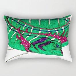 Oar Fish Rectangular Pillow